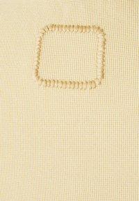 Tigha - WREN STRUCTURE - T-shirt - bas - sand - 2