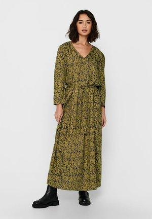 Maxi dress - green moss