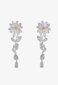 Swarovski - ETERNAL FLOWER - Earrings - orangy/yellow - 3