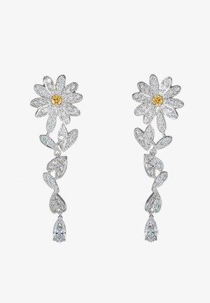 ETERNAL FLOWER - Oorbellen - orangy/yellow