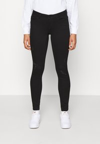 Noisy May - NMEVE - Jeans Skinny Fit - black denim - 0
