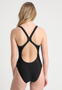 adidas Performance - FIT SUIT - Swimsuit - black - 2