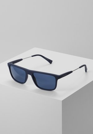 Sunglasses - matte blue