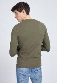Guess - Long sleeved top - groen - 2