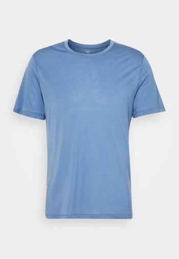 TREE TEE - T-shirt basic - blue