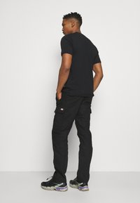 Dickies - MILLERVILLE - Cargo trousers - black - 2