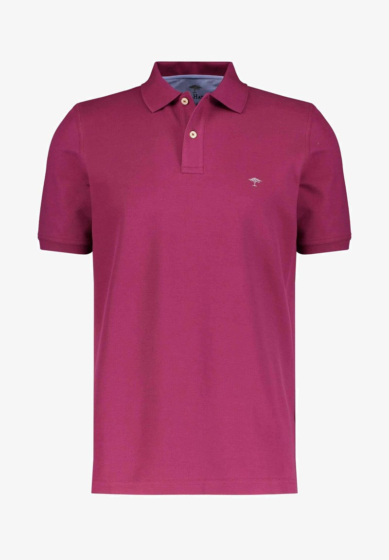 Fynch-Hatton - Polo shirt - beere