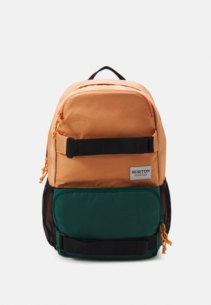 TREBLE YELL 21L BACKPACK UNISEX - Rucksack - papaya
