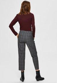 Selected Femme - Pantaloni - medium grey melange - 2