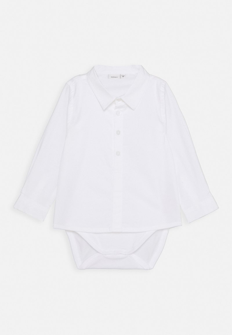Name it - NBMDANDERS BODY BABY 2IN1 - Shirt - bright white
