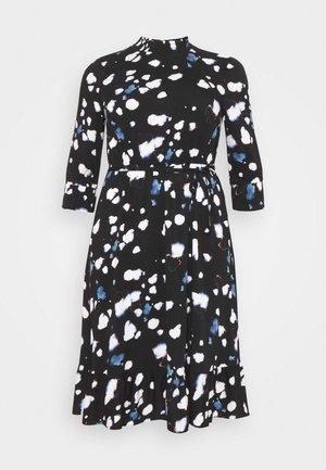 VMGRETA MIDI DRESS - Day dress - black