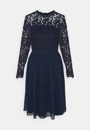 LYANA DRESS - Cocktailkjoler / festkjoler - navy