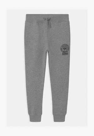 NKMSEPPI - Tracksuit bottoms - grey melange