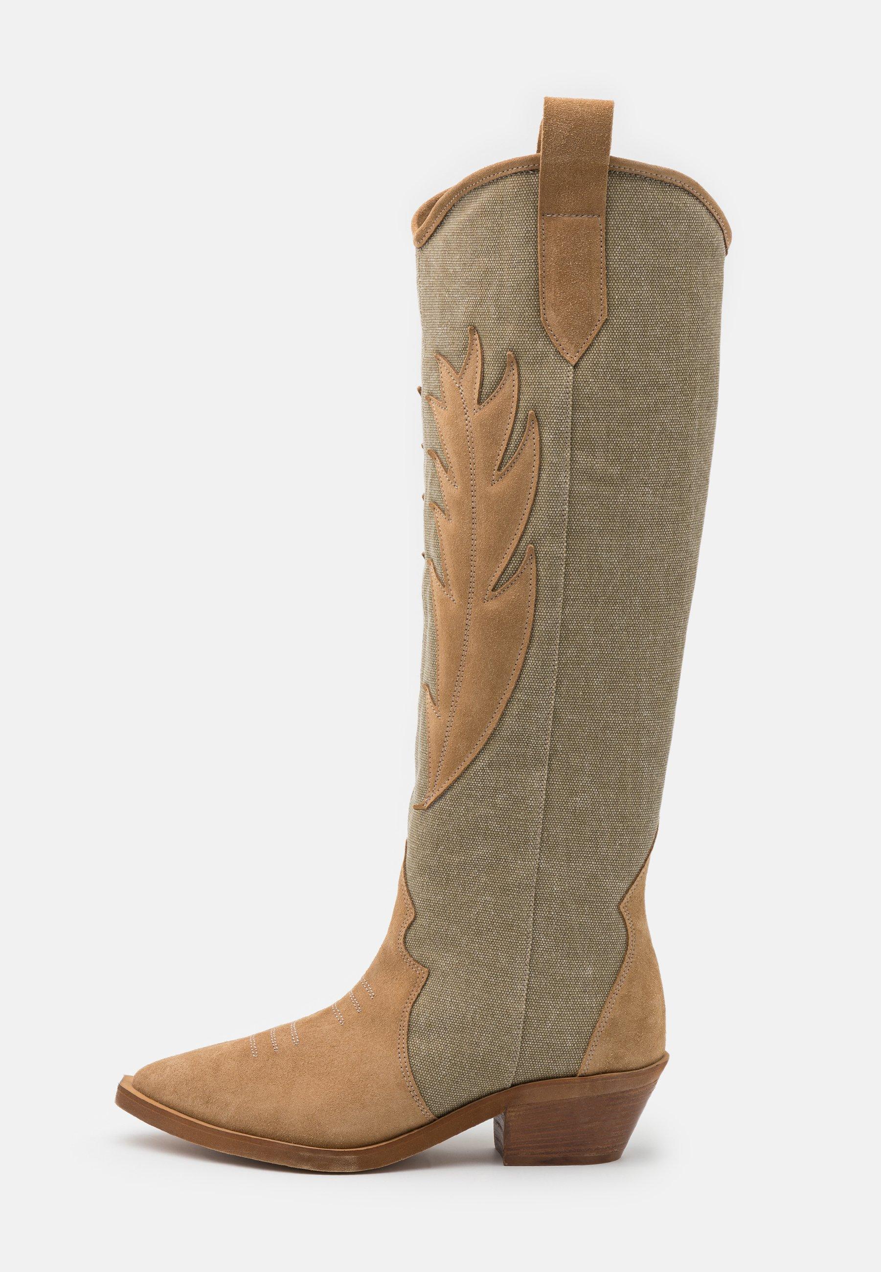 Women LET`S GET LOST - Cowboy/Biker boots