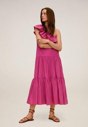 PRUN - Day dress - fuchsia