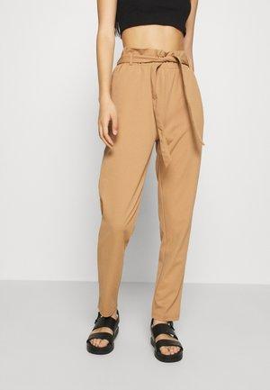 TAVI PANTS - Trousers - golden sand