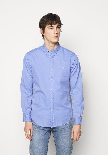 Shirt - cabana blue