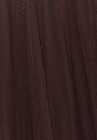 Cream - DIANA SKIRT - A-line skirt - dark brown - 2