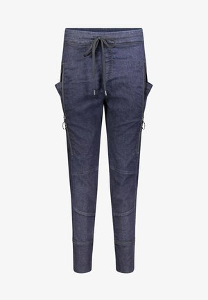 FUTURE  - Jeans Tapered Fit - darkblue