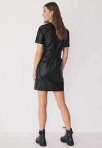 Mango - Day dress - černá - 2