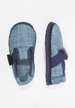 JEANY - Domácí obuv - blau