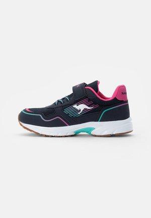 REMI - Sneaker low - dark navy/daisy pink