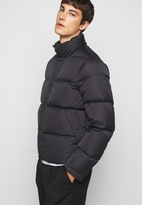 Emporio Armani - Down jacket - dark blue - 5