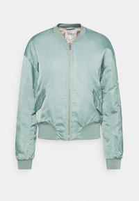 ONLY Tall - ONLPATTY SPRING JACKET TALL - Bomber Jacket - chinois green/cobblestone - 0