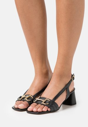LARIMAR - Sandals - nero