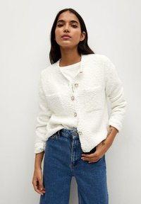 Mango - UPPER - Cardigan - blanco - 0