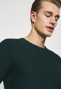 TOM TAILOR - COSY SWEATER - Jumper - sapphire green - 2