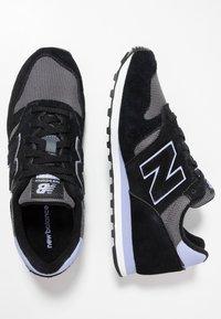 New Balance - WL373 - Sneakersy niskie - black/white - 3