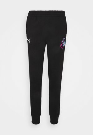 NEYMAR JR CREATIVITY PANT - Tracksuit bottoms - puma black