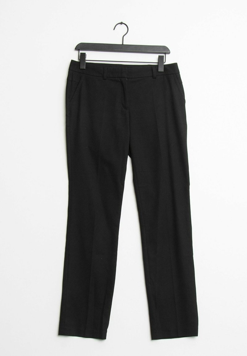s.Oliver BLACK LABEL - Trousers - black