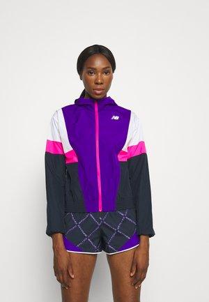 FAST FLIGHT JACKET - Sports jacket - deep violet