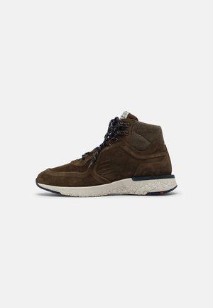 BAC - Sneakers hoog - taiga/khaki