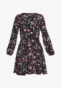 Vero Moda - VMBILLIE SHORT DRESS - Kjole - black/billie - 4