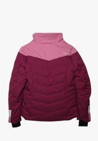Kjus - GIRLS MADLAIN JACKET - Ski jacket - fruity pink - 2