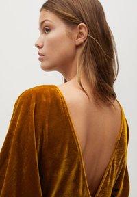 Mango - Denní šaty - mostaza - 5