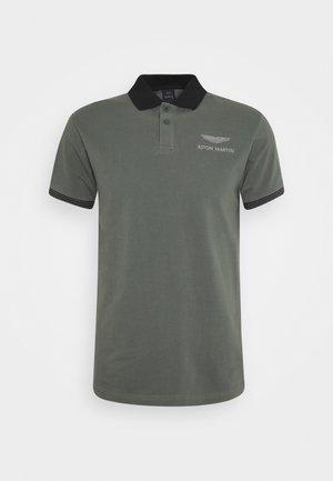 Polo shirt - racing green