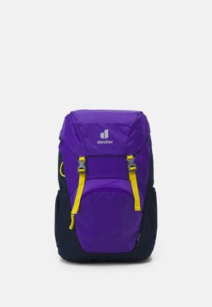 JUNIOR UNISEX - Rugzak - violet/navy