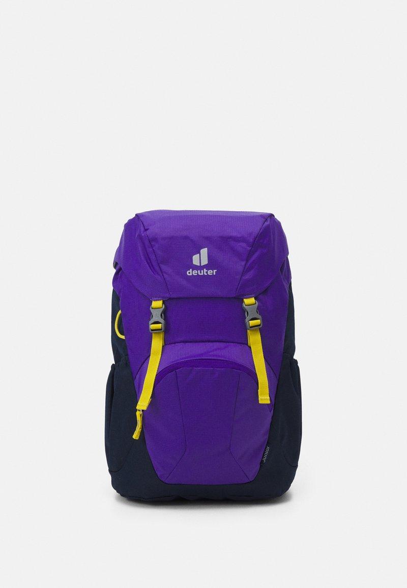 Deuter - JUNIOR UNISEX - Batoh - violet/navy