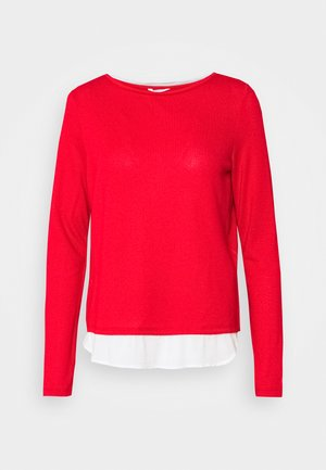 BIMAT BAJO - Jumper - red/coral