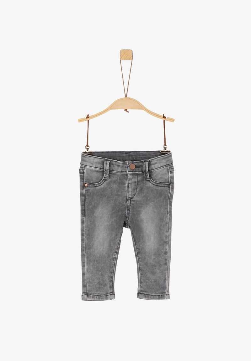 s.Oliver - Relaxed fit jeans - grey