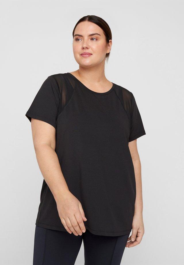 Sportshirt - black