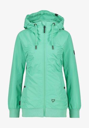 Outdoor jacket - emerald