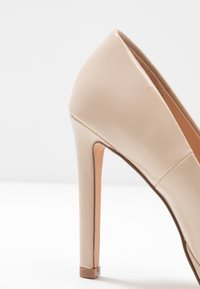 Even&Odd Wide Fit - High Heel Pumps - nude - 2