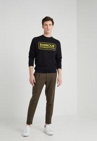 Barbour International - LARGE LOGO - Sweatshirt - black - 1