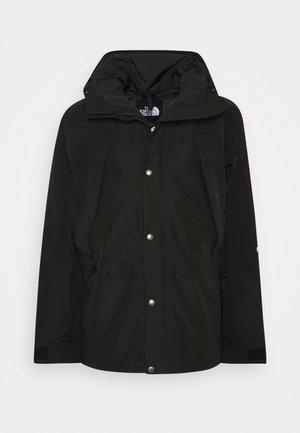 RETRO MOUNTAIN FUTURE LIGHT JACKET - Lehká bunda - black