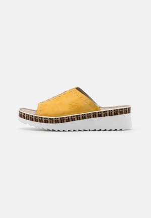 Muiltjes - gelb